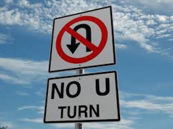 How Much is an Illegal U Turn Ticket